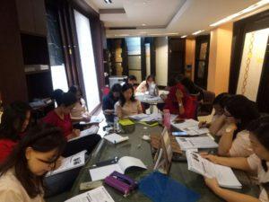in house training bahasa inggris untuk karyawan