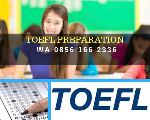 Les Privat TOEFL di Jakarta