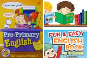 materi les privat bahasa inggris untuk anak
